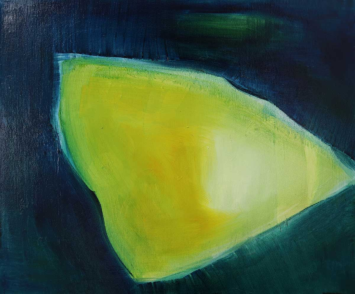 Keltainen kolmio 2