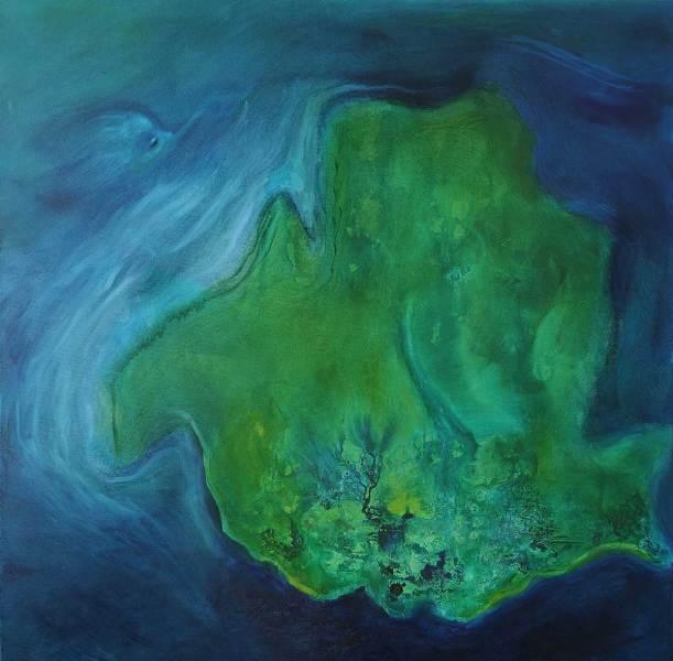 Saari peittona